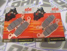SBS Street Excel Sinter HH Front Brake Pads for Suzuki DL650 V-Strom 650 04-13