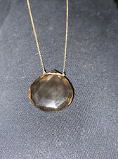 Anthropologie Tear Drop Necklace