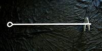 "Heavy Duty 1'' x 66″ with 10″ Helix ""Galvanized"" Screw Anchor"
