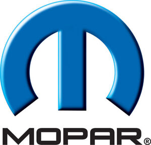 Mopar 06503685 Axle Nut-Sport Front,Rear