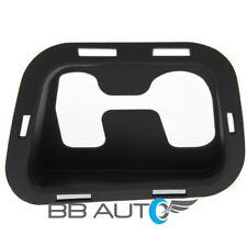 NEW LH FRONT BUMPER TOW HOOK BEZEL COVER FOR 07-13 SUBURBAN TAHOE AVALANCHE