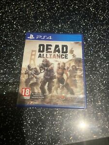 PLAYSTATION 4 PS4 GAME Dead Alliance NEW & SEALED