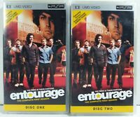 NEW Entourage: The Complete First Season (UMD Sony PSP) Factory Sealed