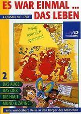 Es war einmal... Das Leben DVD 02 von Albert Barillé | DVD | Zustand gut