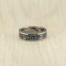 Kong 50 cents Coin Ring, Hong