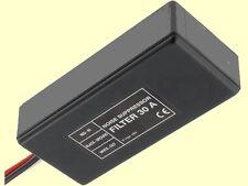 Filter 30A  Noise Suppressor Filter 30A  Entstörfilter   Vmax: 16V  NEW  #WP