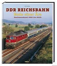 Fachbuch DDR Reichsbahn, Nachwendezeit, Eisenbahnfotografie, REDUZIERT, NEU OVP