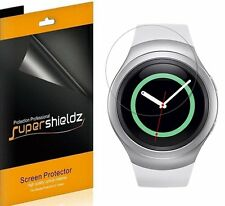 6X Supershieldz Clear Screen Protector For Samsung Gear S2 (4G Version Only)