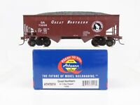 HO Scale Athearn 70218 GN Great Northern 34' 2 Bay Hopper #73206