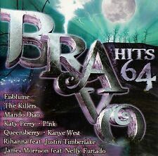 BRAVO HITS 64 / 2 CD-SET (CLUB EDITION) - TOP-ZUSTAND