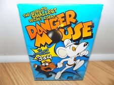 Danger Mouse - The Complete Seasons 3  4 (DVD, 2005, 2-Disc Set) BRAND NEW
