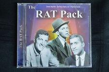 The Rat Pack - Dean Martin, Sammy Davies Jr, Frank Sinatra CD New & Sealed (B7)