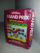 Neuf Grand Prix avec Crushed & Déchiré Boîte pour Atari 2600 USA Ntsc Version