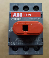 ABB Disconnect Switch OT25E3 NIB