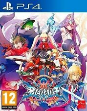 BlazBlue Central Fiction (PS4) BRAND NEW SEALED