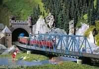 Faller 120560, Kastenbrücke, Miniaturwelten H0 (1:87)
