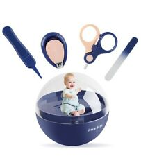 Baby Nail Clippers and Scissors,4-in-1 Baby Nail Care Set,Baby Nail Clipper, &