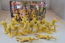 Mars WWII Japanese Infantry Set Toy Soldiers Iwo Jima