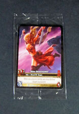 (3) World of Warcraft WoW TCG Silea Dawnwalker Legion Promo Extended Art Common