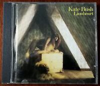 Kate Bush – Lionheart CD – CDP 7 46065 2 – Ex