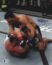 Antonio Rogerio Nogueira Signed 8x10 Photo BAS COA UFC 140 '11 Picture Autograph