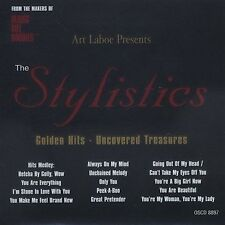 New Lot of Art Laboe Presents The Stylistics CD Golden Hits Free Shipping Oldies