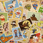 32 pcs Vintage Retro Posters Cartoon Stars Postcards Wall Decoration Cards Set