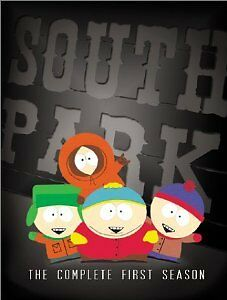 Brand New DVD South Park: The Complete First Season (1997) Trey Parker Matt