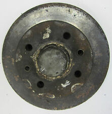 FIAT 850 SPIDER 1966-68.5 FRONT BRAKE ROTOR GOOD USED