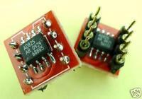 Dual to Mono Opamp OPA2604 LM358 NE5532 TL072 by AD825
