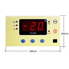 Termostato de Temperatura ATC-800+ Dual Digital Controlador de preparación automática de acuario