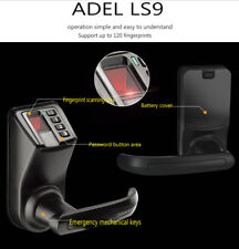 ADEL LS9 Biometric Fingerprint Door Lock Electronic Keyless Password Door Lock