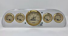 1960 1961 1962 1963 Ford Falcon Gauge Dash Cluster Gold