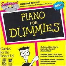 Piano For Dummies ECD (CD, EMI Music Distribution)
