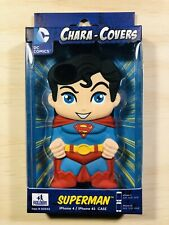 Marvel Chara-Covers Series 1  SUPERMAN  Sculpted Cell Phone Case For iPhone 4/4S