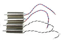 Mini Coreless Motor Set CW CCW Brushed 8x20mm for Indoor Racing Drone Quadcopter