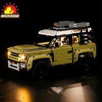 LED Light Kit  for Lego  Land Rover Defender 42110 ( Australia Top Rated Seller)