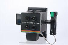 Polaroid Miniportrait caméra avec thermorückwand