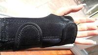 Wrist Brace Support Splint relief of Carpal Tunnel Syndrome Wrist Immobilizer AU