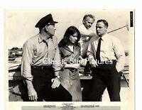 A414 Wally Cox Maron Brando Janet Margolin Yul Brynner Morituri 1965 photograph