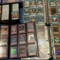 100 YuGiOh Cards Mixed Lot/Bundle Collection 5 Holo Foils & 10 Rares Yu-Gi-Oh