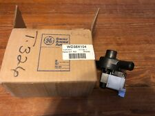 GE Dishwasher Drain Pump Part # WD38X104