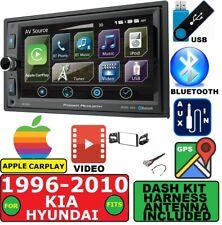 FOR KIA/HYUNDAI BLUETOOTH GPS NAV SYSTEM APPLE CARPLAY CAR RADIO STEREO PACKAGE