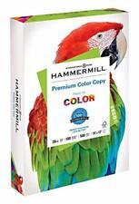 Hammermill Paper, Premium Color Copy Paper, 11 x 17 Paper, Ledger Size, 28lb