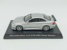 KYOSHO 1:64 - MiniCar Collection Mercedes Benz CLK DTM AMG Street Version plata