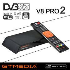 GTMedia V8 PRO2 4K WIFI 1080P DVB-S2/S2X/T2 ATSC-C H.265 Satellite TV Receiver