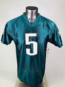 DONOVAN MCNABB PHILADELPHIA EAGLES VINTAGE NFL JERSEY YOUTH XL