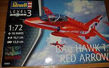 Revell Revell04921 BAe Hawk T.1 Red Arrows Model Kit - T1 172 04921