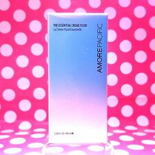 AMORE PACIFIC AMOREPACIFIC THE ESSENTIAL CREME FLUID 3.04 FULL SIZE FRESH BOXED