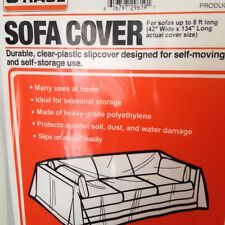 Sofa Cover for moving and storage New couch cover Heavy grade polyethylene NEW